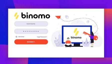 Cómo abrir una cuenta y retirar fondos en Binomo